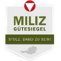 Zertifikat: Miliz-Gütesiegel