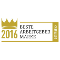 Zertifikat: Beste Arbeitgeber Marke