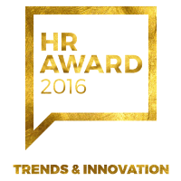 Zertifikat: HR Award - Trends und Innovation (2016)