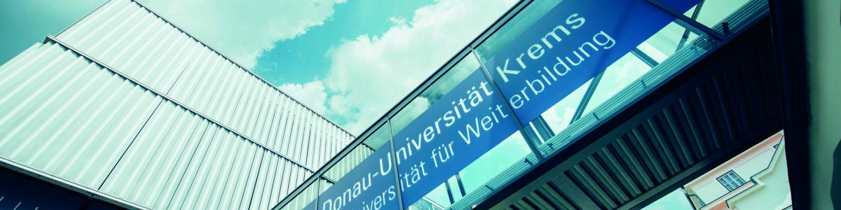 Donau-Universität Krems cover