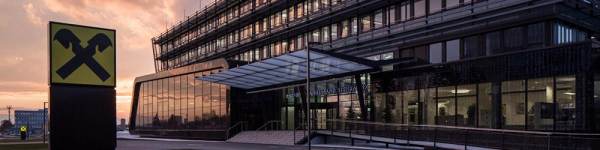 Raiffeisen-Landesbank Steiermark AG cover
