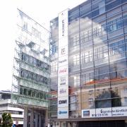 Firmengebäude in Wien